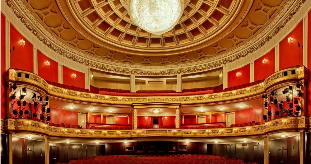 Wieczór w Teatrze Wielkim w styczniu 2019 r.