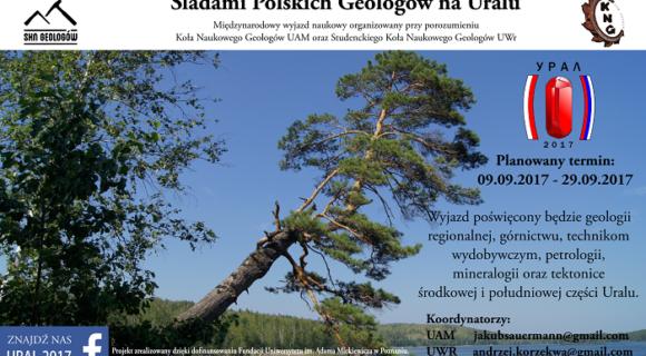 FUND_AKCJA: Dofinansowaliśmy wyprawę geologów na Ural