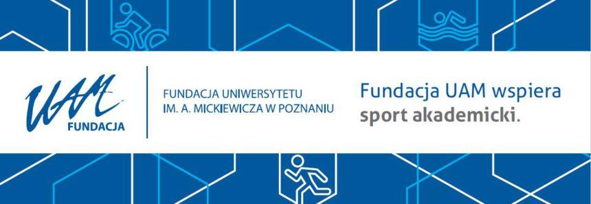 Uruchamiamy program stypendialny dla sportowców UAM