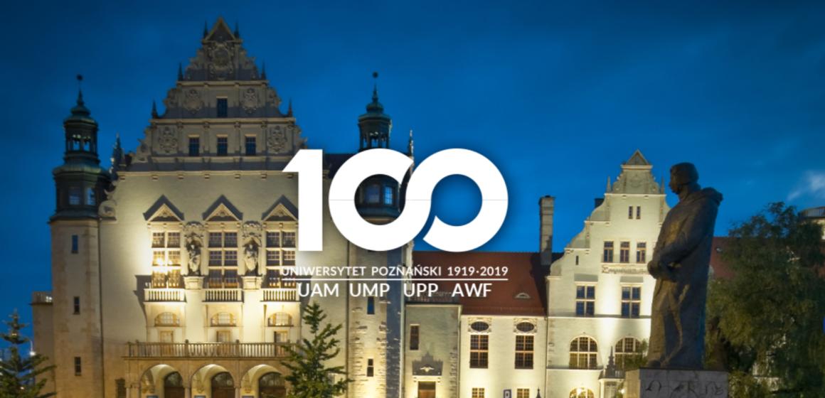 Fundacja UAM wspiera obchody 100-lecia Uniwersytetu Poznańskiego